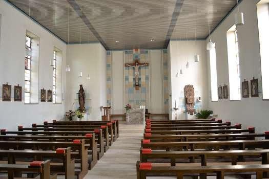 Kirche St. Jakobus Vockenhausen