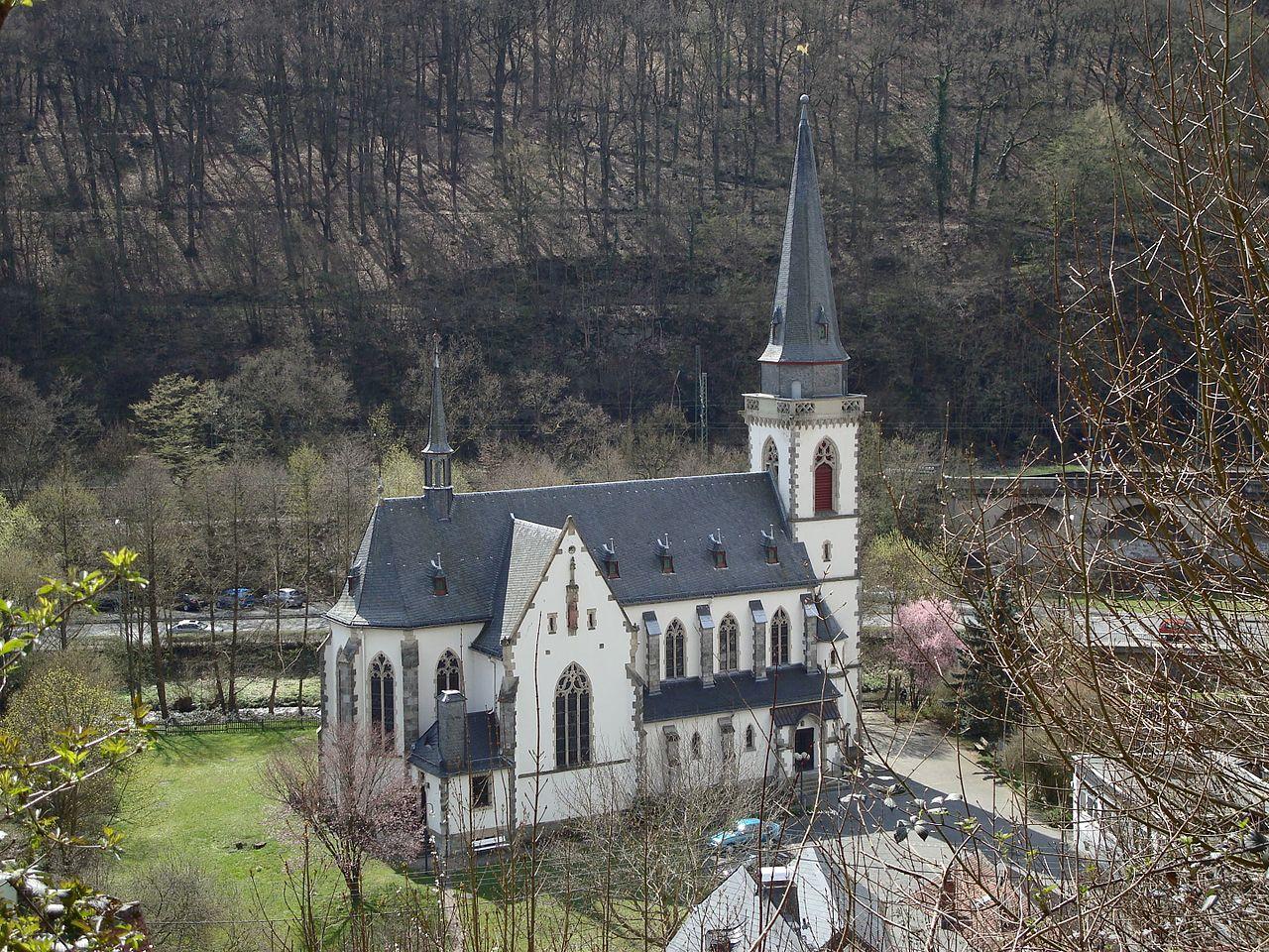 Kirche St. Laurentius Eppstein